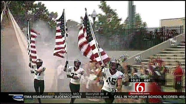 Union Blasts Jenks In Backyard Bowl