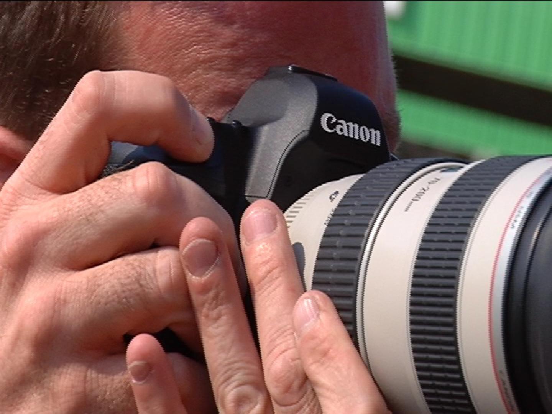 Broken Arrow Man's Photo Wins Place In Upcoming Ron Howard Film