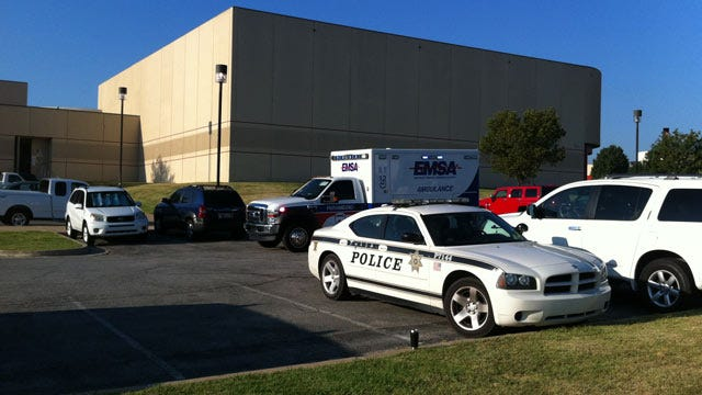 Near Drowning Incident At Tulsa Union's 6th And 7th Grade Center