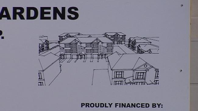 Downtown Tulsa Housing Development Breaks Ground