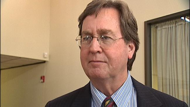 Mayor Dewey Bartlett Gives 'State Of City' Address Thursday