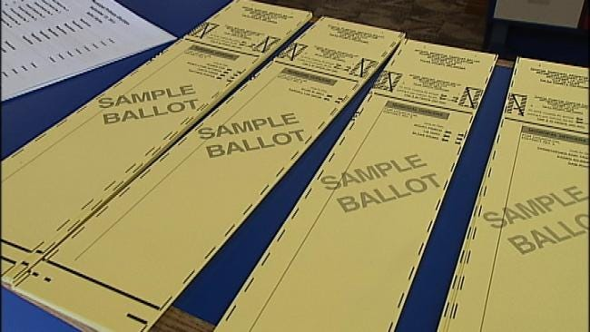 Tulsa Primary Election Results Coming In