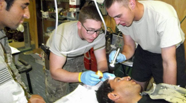 Army Medics From Tulsa Work To Save Lives In Afghanistan