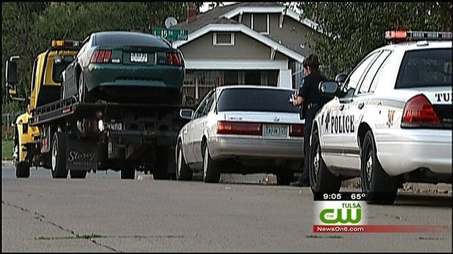 New Ordinance Will Allow Tulsa Police To Tow Uninsured Vehicles