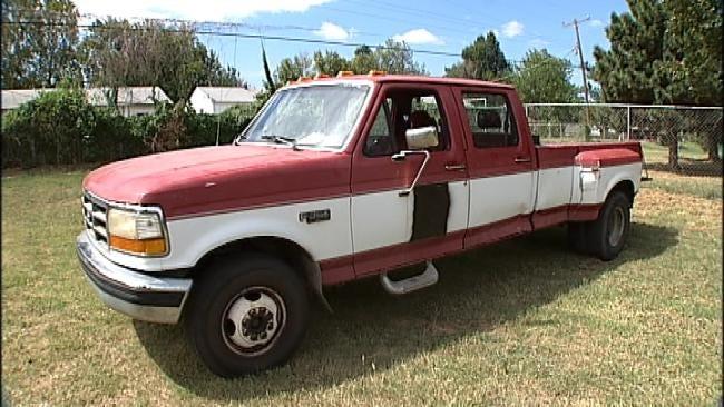 Tulsa Police: Man Steals DAV Truck To Haul Stolen Copper