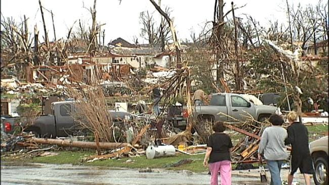 Oologah Teen Hopes Project Will Get Rescue Workers To Storm Victims Faster