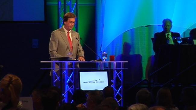 Tulsa Mayor Touts Job Growth In State Of The City Address