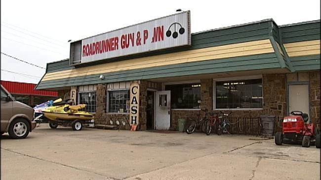 Wagoner Community Remains On Edge, Gun Sales Increase