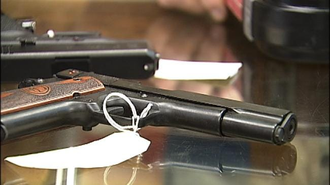 Wagoner Community Remains On Edge, Gun Sales Increase