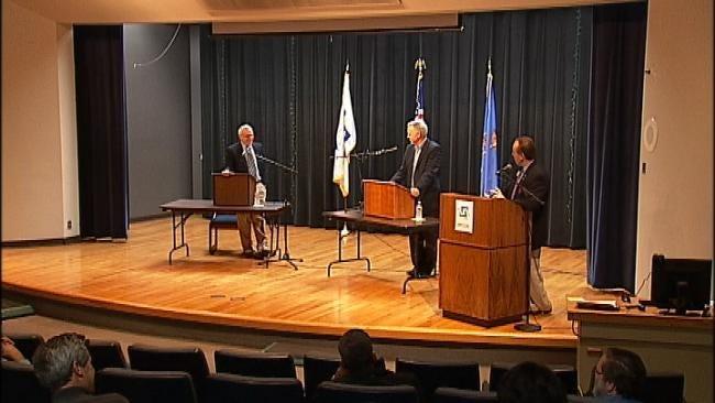 Former Mayors Debate Overhauling Tulsa City Government