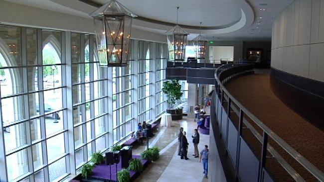 University Of Tulsa Opens Cutting Edge Concert Hall