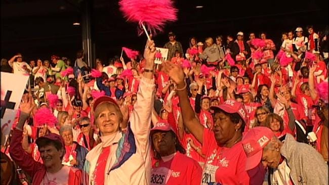 Oklahoma's Own Fight Back Against Breast Cancer