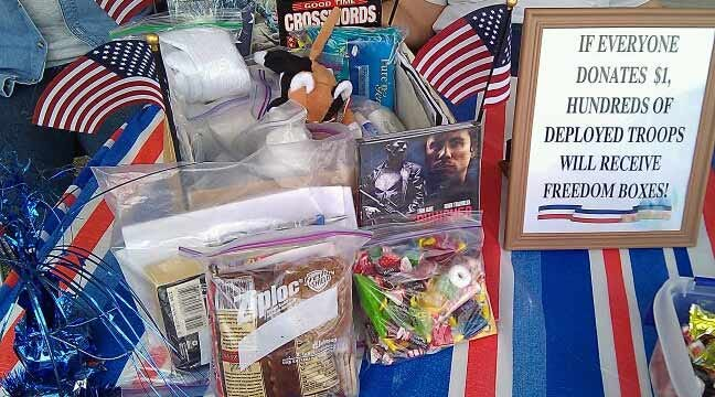 Blue Star Mothers Need Mailing Info For Those Serving Overseas