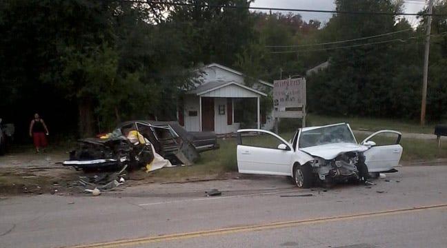 Collision Kills Two In Berryhill