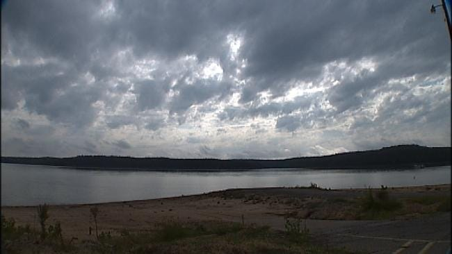 Drought Causing Low Oklahoma Lake Levels