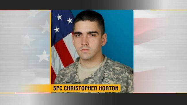 Body Of Collinsville Soldier Returns Home Tuesday