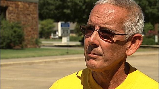 Oklahoma Chainsaw Relief Team Home After Helping Hurricane Irene's Victims
