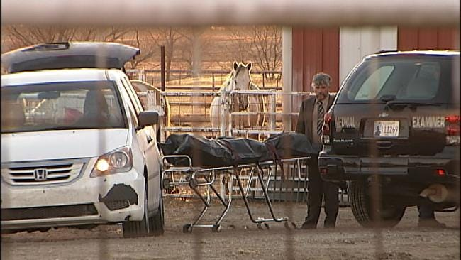 Charges Filed In Okmulgee County Homicide