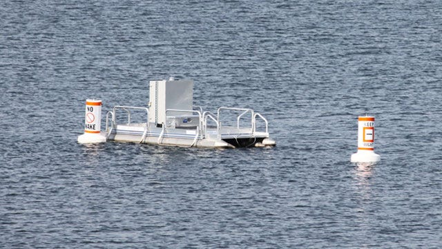 New Monitors Could Warn Of Future Algae Outbreaks In Grand Lake
