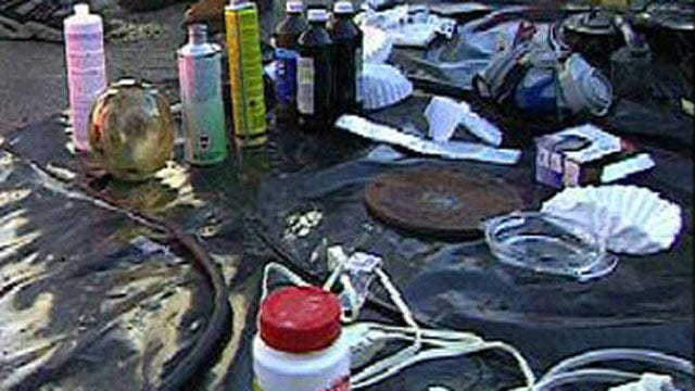 Oklahoma Leads For Methamphetamine Use In The Workforce