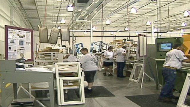 Simonton Windows Says Goodbye To McAlester