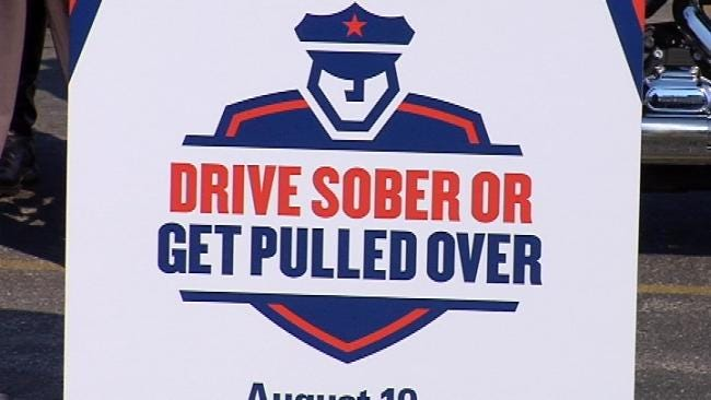 Tulsa Police: If You Drink And Drive, You Are Going To Jail