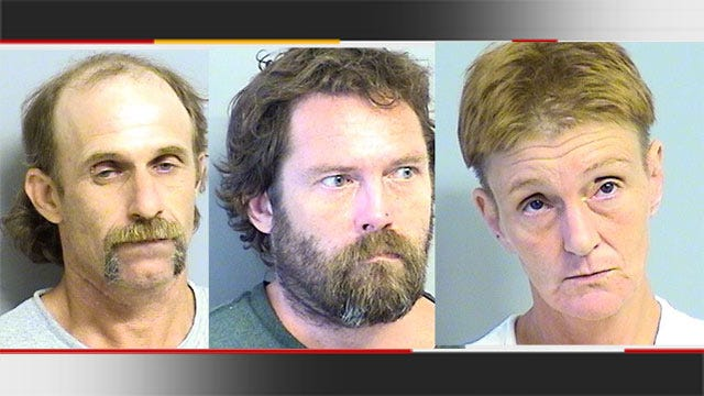 Tulsa Traffic Stop Results In Meth Lab Bust