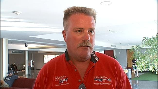 Tulsa Airplane Mechanic Returns From Fatal Reno Air Races