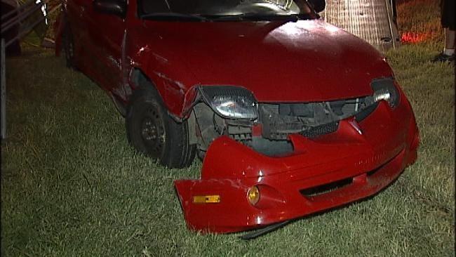 Tulsa Driver Blames Cat For Car Crash