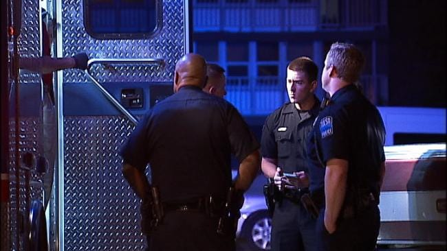 Tulsa Police: Driver Shot In Leg In Road Rage Incident