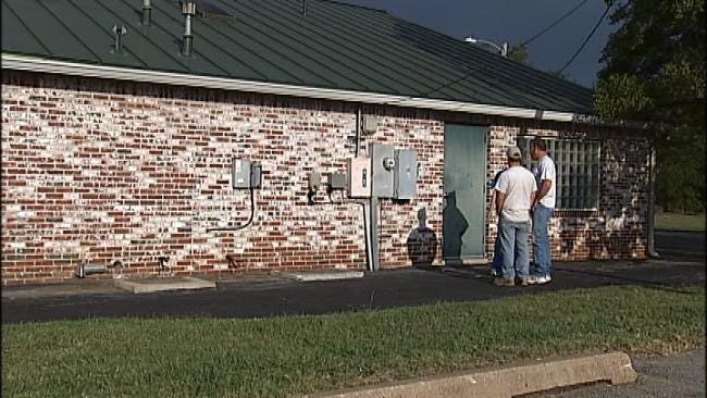 Copper Thieves Hit East Tulsa Veterinary Clinic