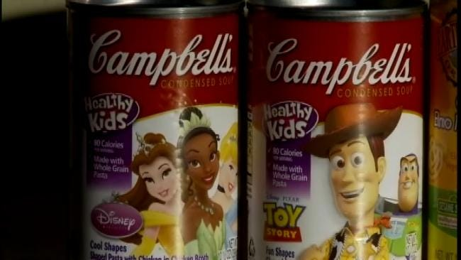 New Concern About BPA In Food Marketed For Kids