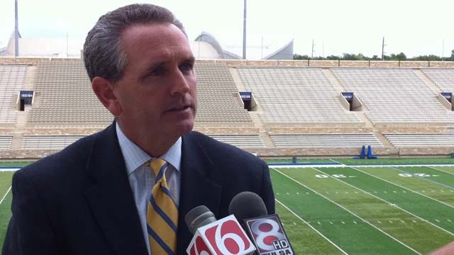 Cunningham: Tulsa Would Be 'Very Competitive' In Big 12