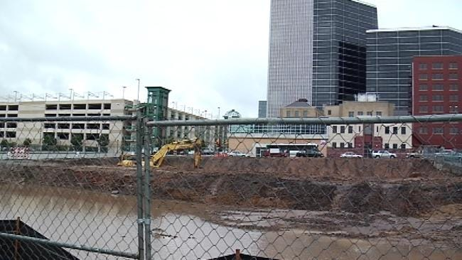 Ground Broken On New Downtown Office Tower