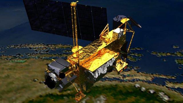 NASA: Oklahoma No Longer In Dead Satellite's Bulls-Eye
