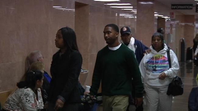 TU's Damaris Johnson Appears In Court On Embezzlement Charge
