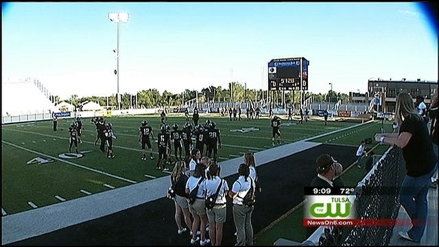 Broken Arrow Program Is Using The Gridiron To Give Back