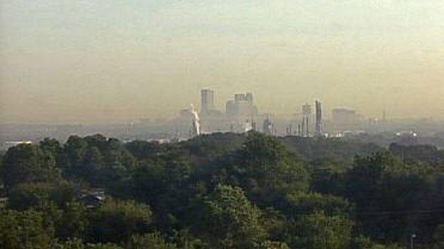 Report Says Tulsa, Oklahoma City On Pace For High Smog Rank