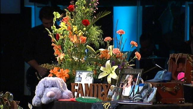 Families Say Painful Good-Bye To Hicks Park Murder Victims