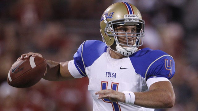 Tulsa Can't Overcome Fast Boise State Start