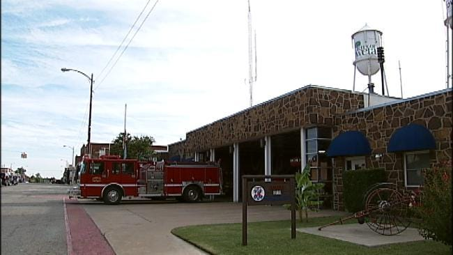 Coweta Offers Subscription Fire Service To Rural Residents