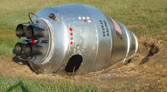 Lost Cement Mixer Of Winganon Gets Space-Age Update