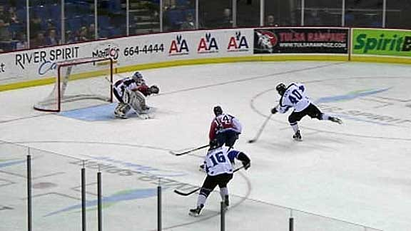 Tulsa Oilers Take Part In AHL Training Camps