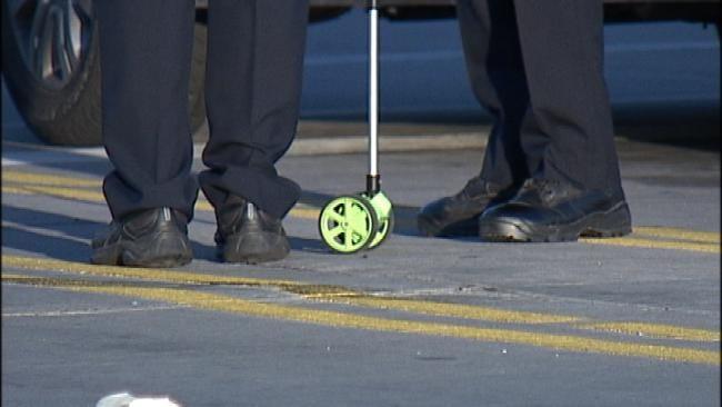 Tulsa Teen Not Seriously Hurt When Struck By Car