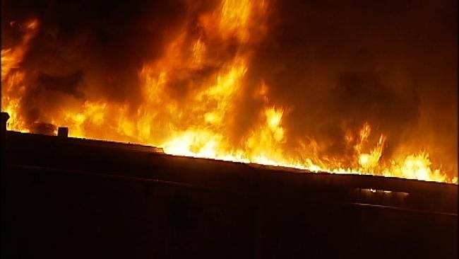 Fire Destroys PikePass Customer Service Center In Oklahoma City
