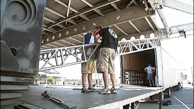 How Safe Are Stages At Tulsa State Fair?