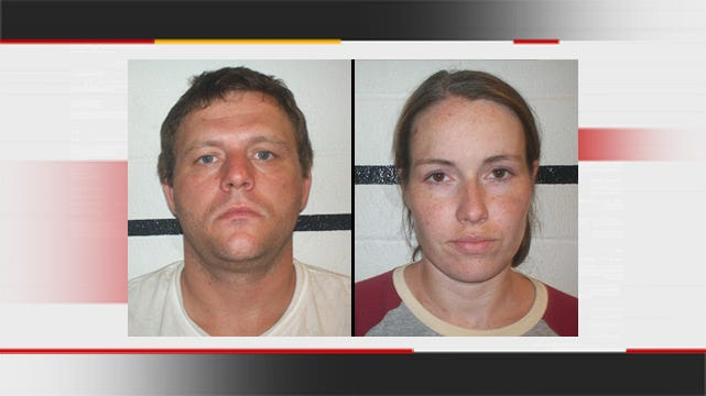 McAlester Couple Jailed After Baby's Death