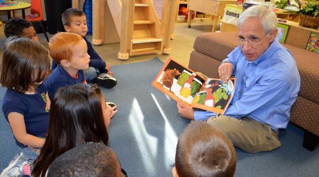 Oklahoma Parents Encouraged To Read To Their Kids
