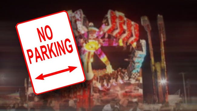 Parking Laws Enforced During Tulsa State Fair