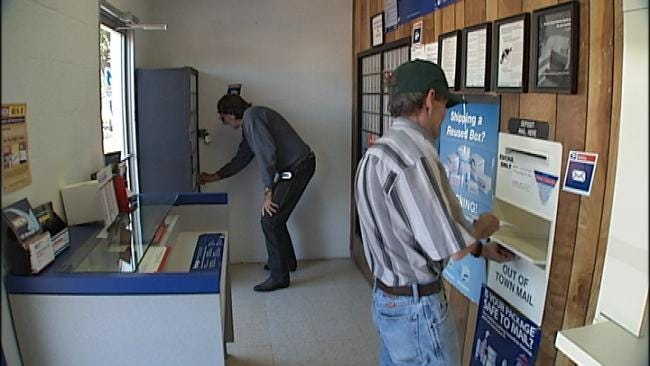 Rural Oklahoma Town Fears Loss Of Identity If Post Office Closes